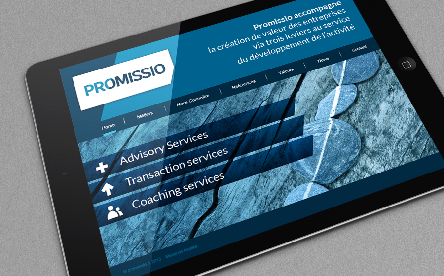 Promissio - Promissio: finance associated with real