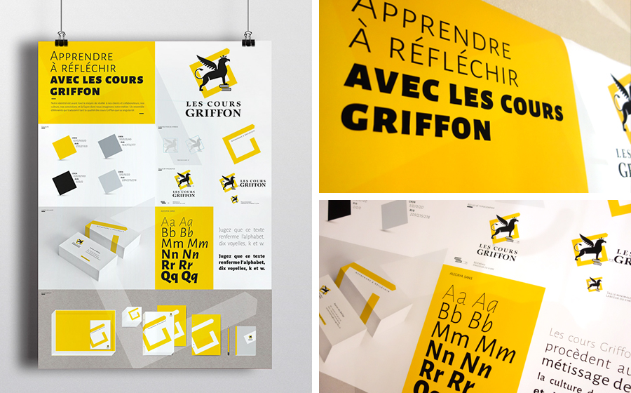 Les Cours Griffon - Cours griffon: learn to think