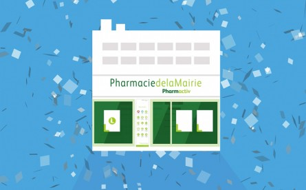 Pharmactiv - Pharmactiv: replace the pharmacist at the heart of health services