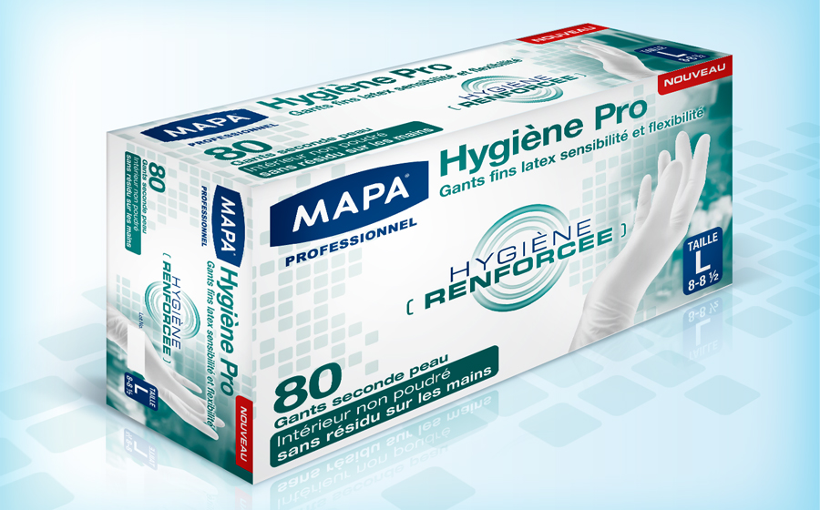 Mapa - Mapa: products to protect the health of your home