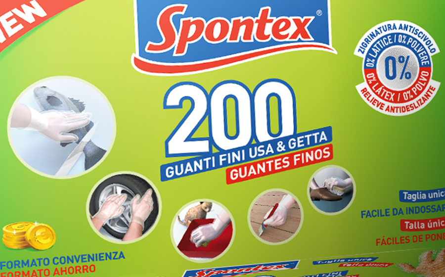 Spontex - Divers - Spontex: each product is the opportunity to relay the brand values