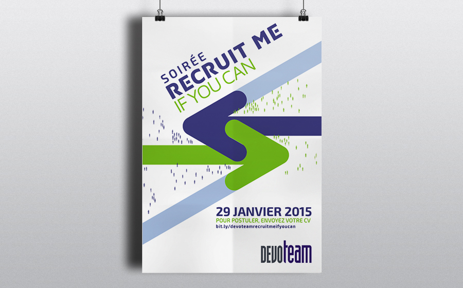 Devoteam - Recruit Me - Devoteam : attirer les talents