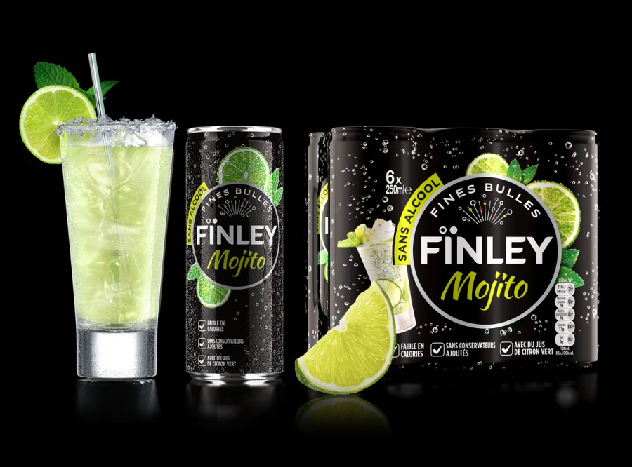 Finley - FINLEY: create a new brand of soft drink with COKE