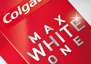 colgate: Revealing the new packaging Max White One