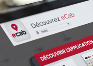 ecab / taxis G7: the best of taxi on smartphone in Paris, France and Europe